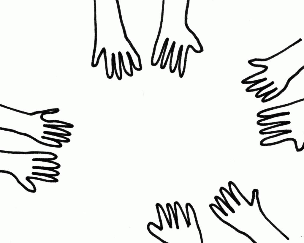 Met lege handen; gezamelijk zelfonderzoek